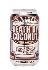 Oskar Blues Oskar Blues Death by Coconut 4pk can