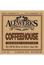 Alewerks Alewerks Coffee House Stout 6pk bottle