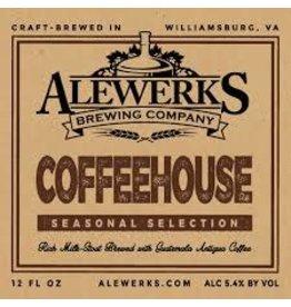 Alewerks Alewerks Coffee House Stout 6pk bottle