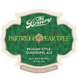 Bruery Bruery Partridge in a Pear Tree 750mL
