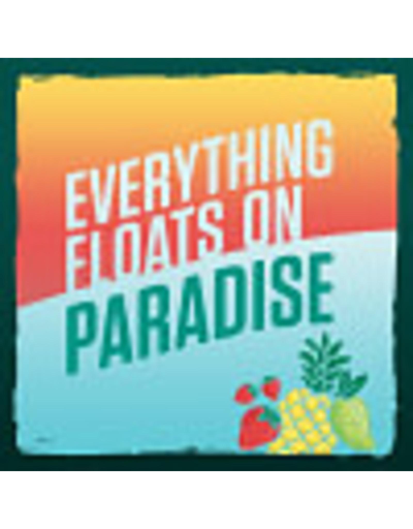 Vasen Everything Floats on Paradise 4pk can