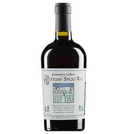 Williamsburg Winery TWW Settler's Spiced Wine