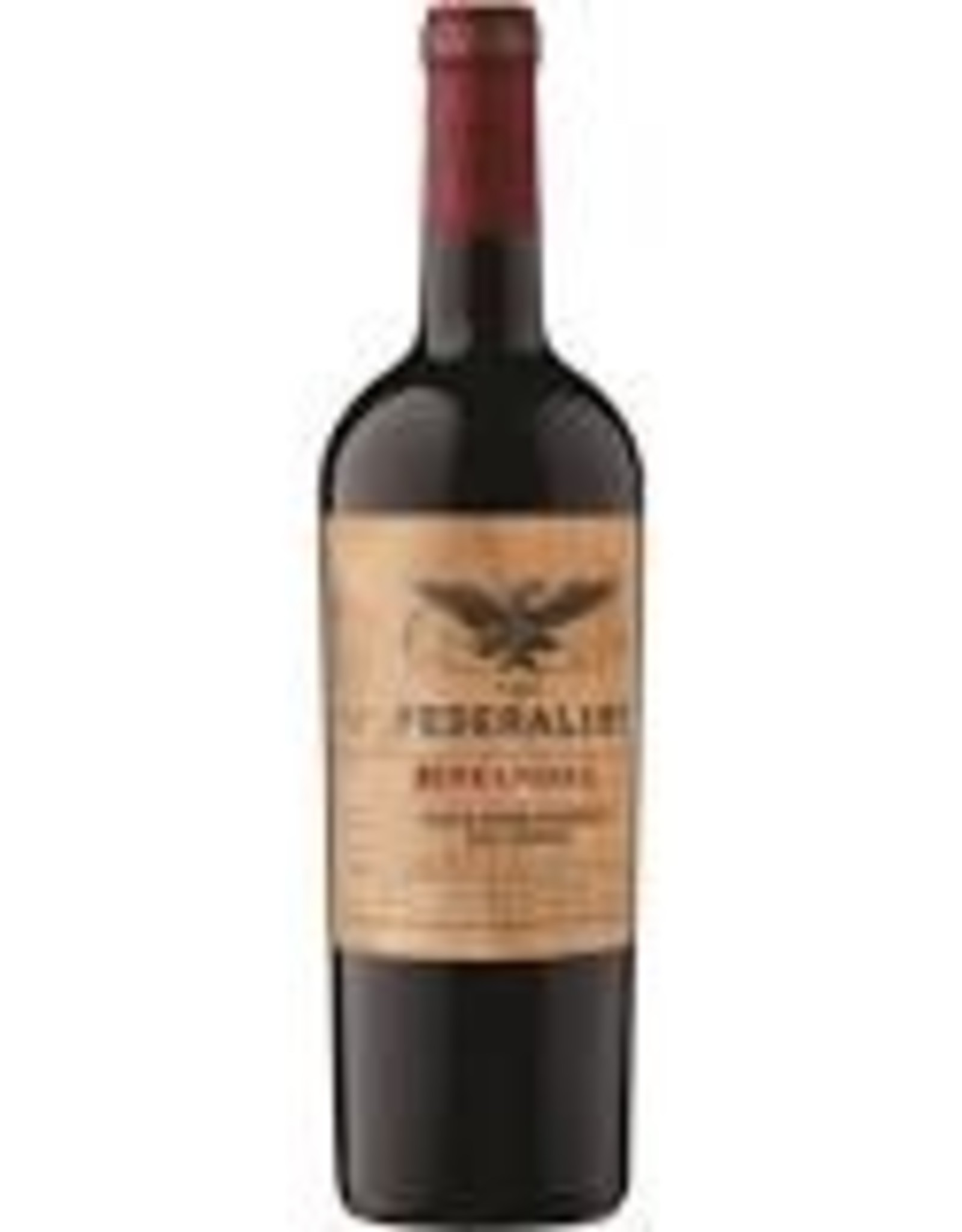 The Federalist Federalist Bourbon Barrel Aged Red