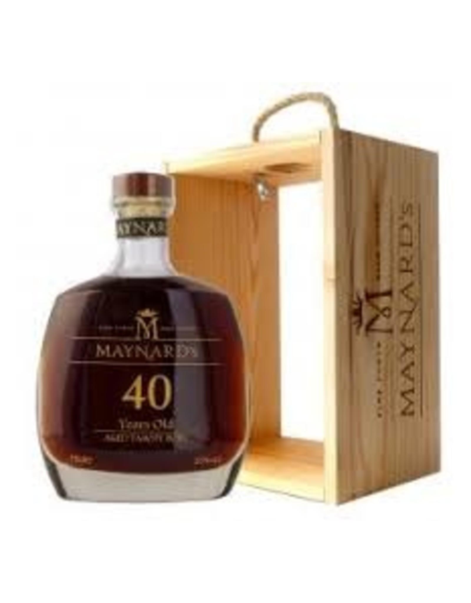 Maynard's 40 Year Tawny
