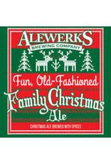 Alewerks Alewerks Family Christmas 4pk can
