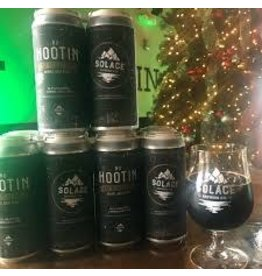 Solace Brewery Solace No Hootin single