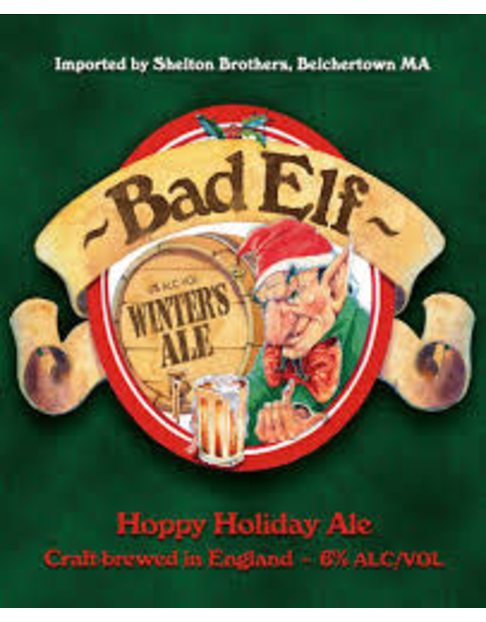 Ridgeway Brewing Ridgeway Bad Elf Single