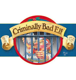Ridgeway Brewing Ridgeway Criminally Bad Elf single