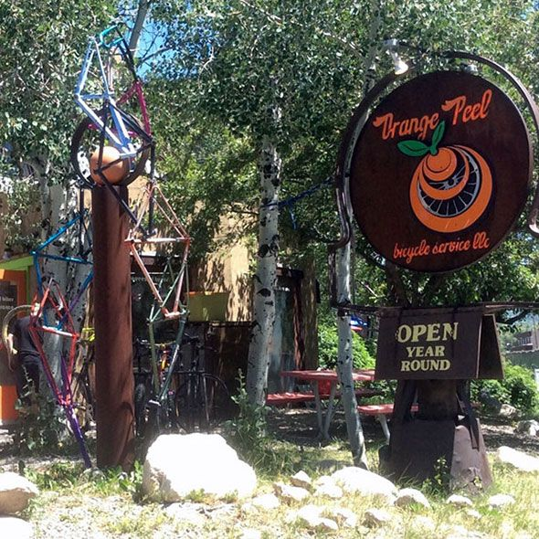 Visit Orange Peel