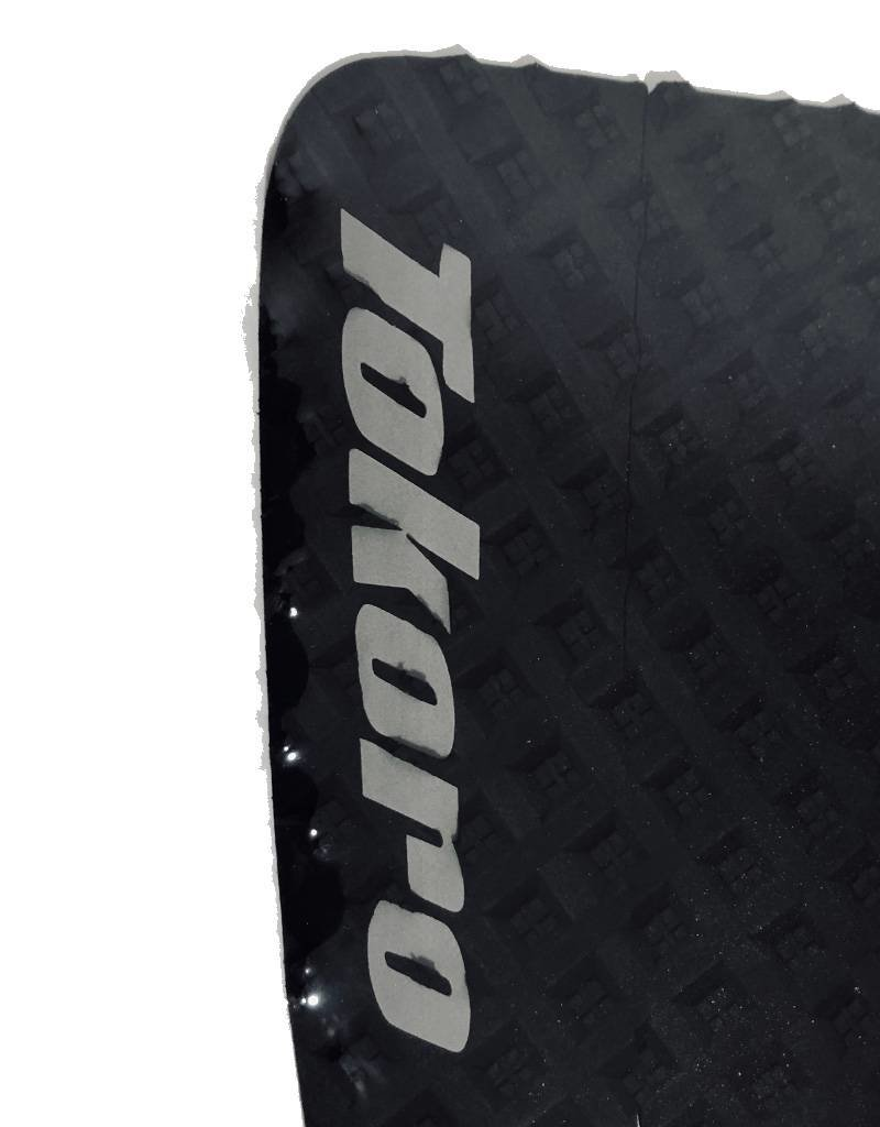 Tokoro Surfboards TRACTION PAD black/gray wolf