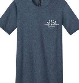 Vesso Surfboards KAHALUU pocket tee