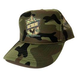Bloodline DA CAMPER trucker cap