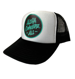 Aloha Conquers All ACA trucker