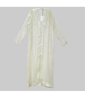 ROSEANNA FACETTE MERCY ROBE