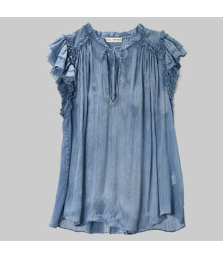 ULLA JOHNSON CLEA TOP