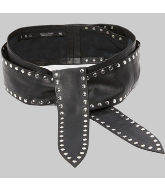 IRO BELIZARY BELT BLACK S