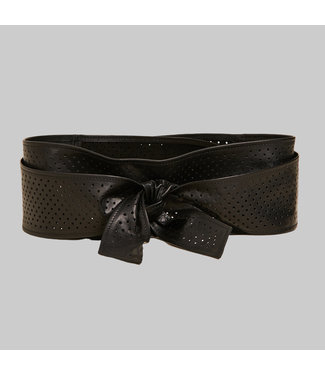 IRO CURTIBA BELT BLACK 70