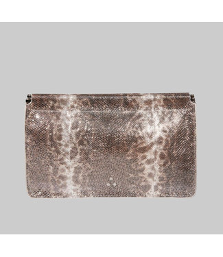 JEROME DREYFUSS CLIC CLAC L CLUTCH