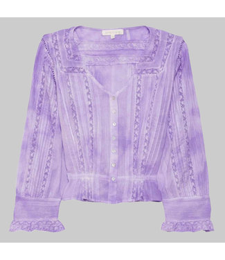 LOVE SHACK FANCY AUBRIELLE TOP