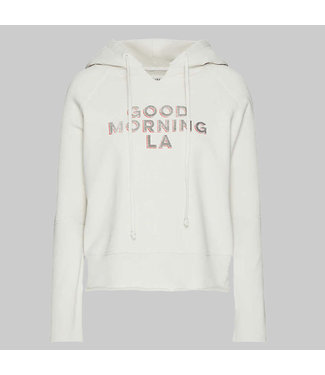 NILI LOTAN GOOD MORNING LA HOODIE