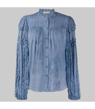 ULLA JOHNSON MARI BLOUSE