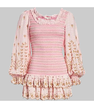 LOVE SHACK FANCY CELIA DRESS