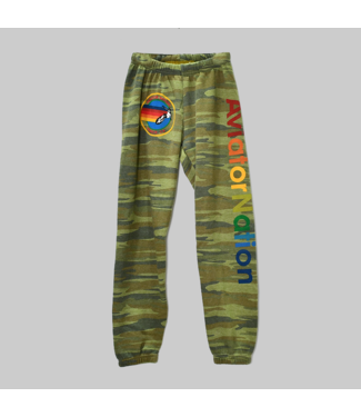 AVIATOR NATION WOMENS SWEATPANT