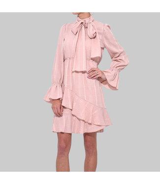 SEE BY CHLOE ASCOT TIE DRESS