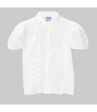 THIERRY COLSON VIKE FOLK EMBROIDERY BLOUSE