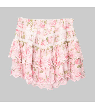 LOVE SHACK FANCY EMILIA SKIRT