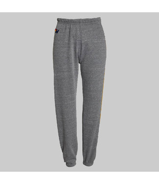 AVIATOR NATION 5 STRIPE - WOMENS SWEATPANT