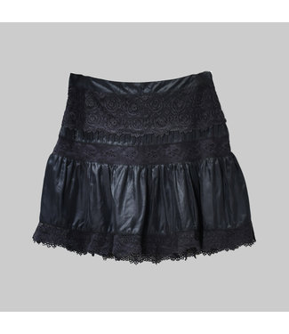 LOVE SHACK FANCY BRANFORD SKIRT