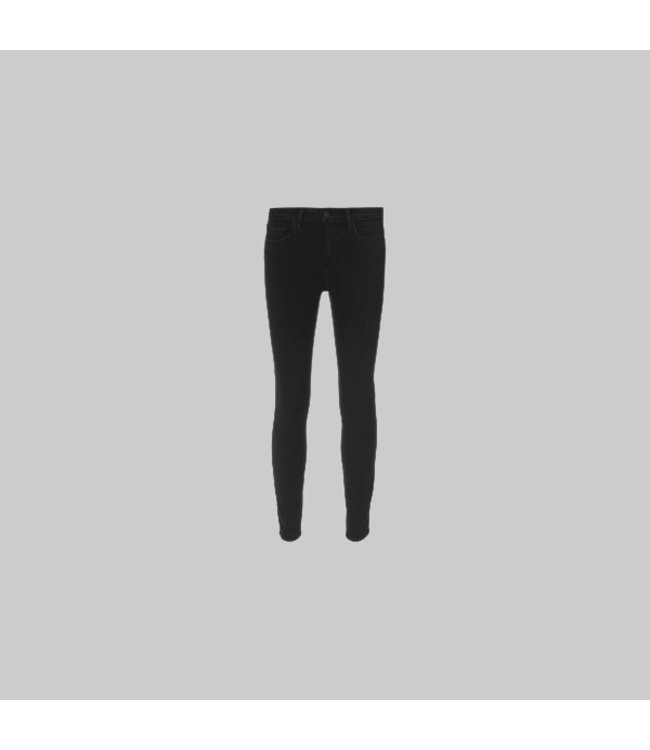 L'AGENCE MARGOT HIGH RISE SKINNY NOIR
