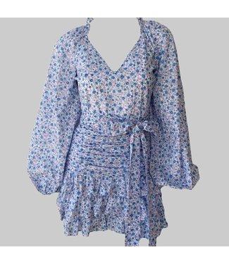 LOVE SHACK FANCY RINA DRESS
