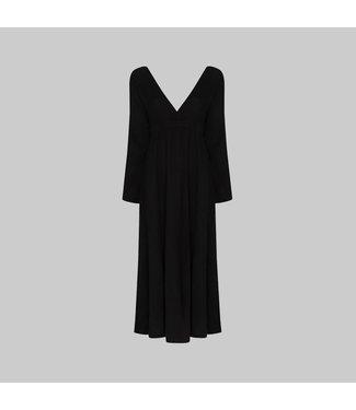 ANAAK ANDRIA LONG-SLEEVE MAXI DRESS