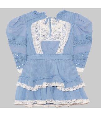 LOVE SHACK FANCY ISIDORE DRESS