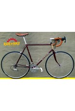 DEMO - 1985 Raleigh Olympian Campy Custom Build