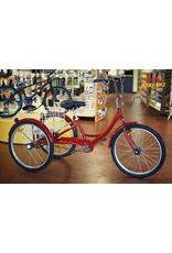 Red Adult Trike