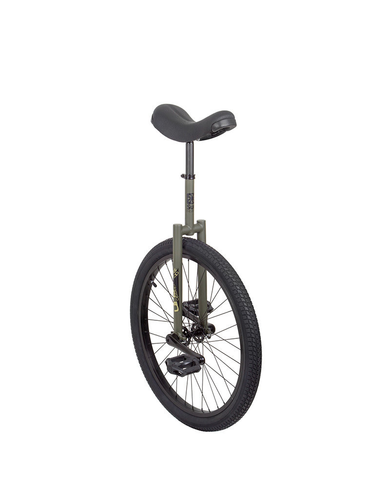 SUN BICYCLES UNICYCLE SUN 24in FLAT TOP 2014 GN/BK