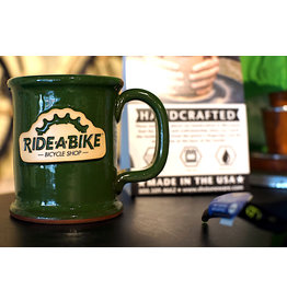 2020 Ride-A-Bike Coffee Mug; 14oz; Green;