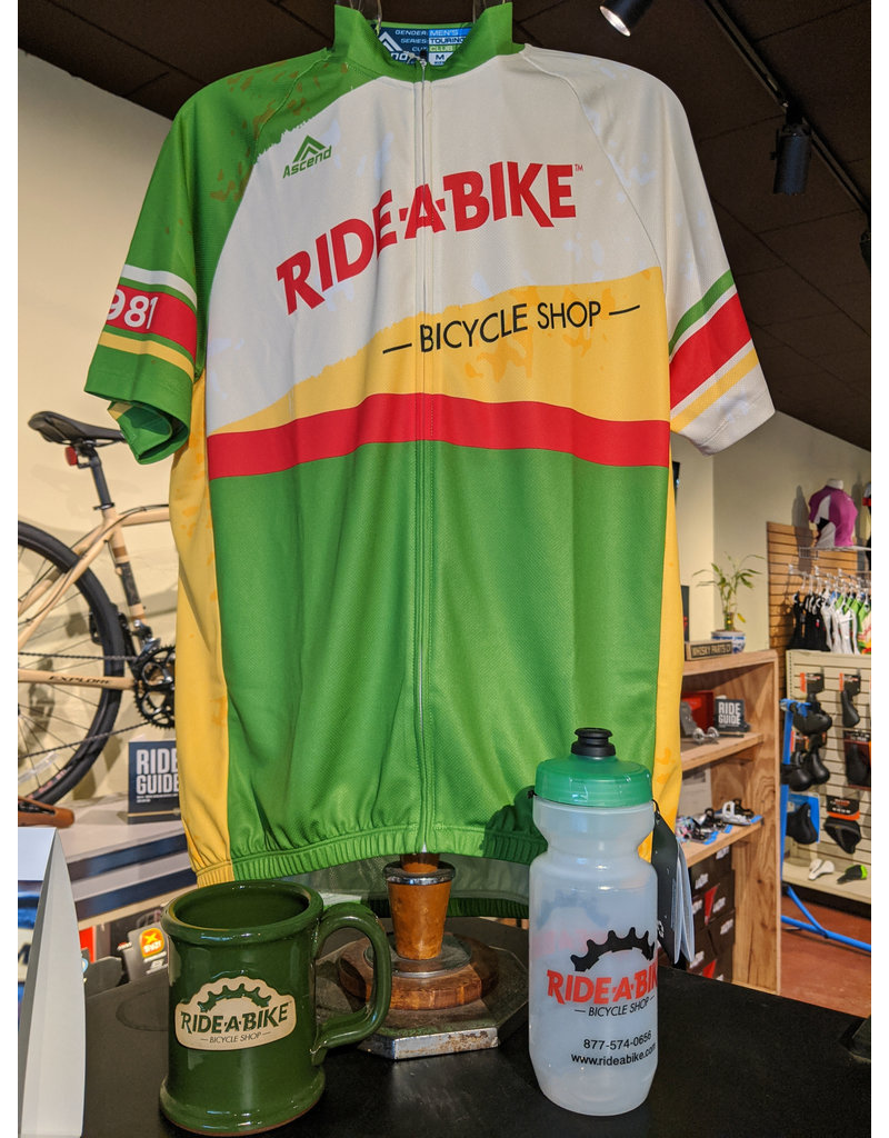 2020 Ride-A-Bike Shop Jersey Limited Edition