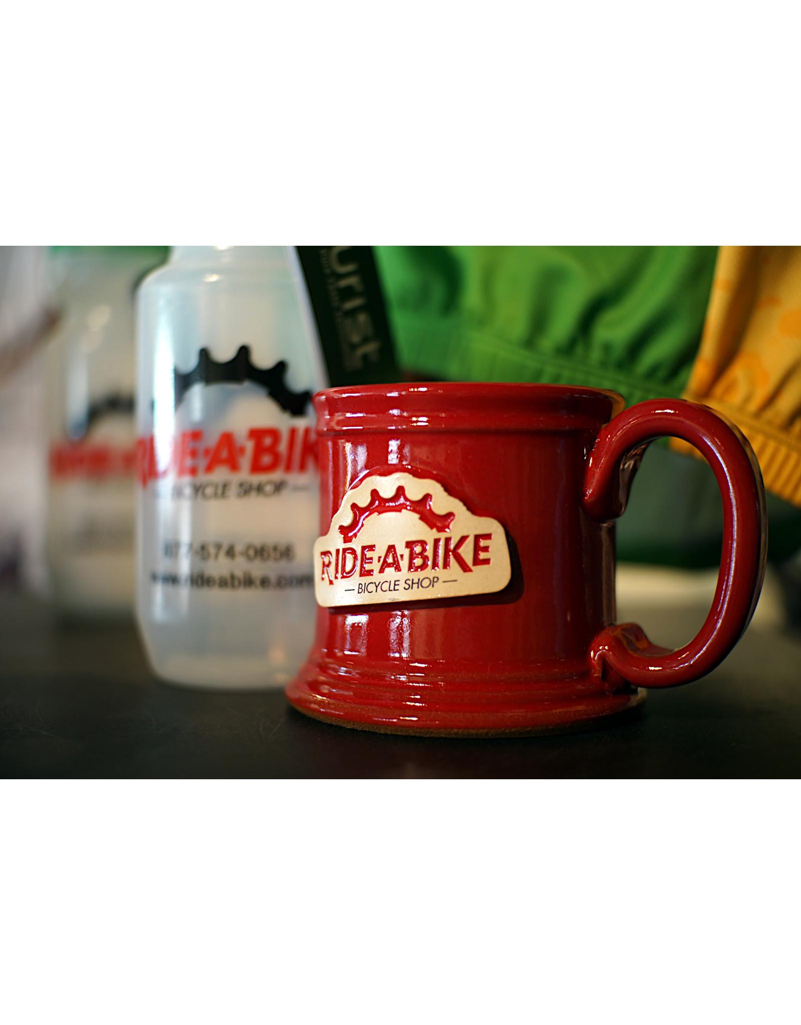 2020 Ride-A-Bike Coffee Mug; 12oz; Red; Limited Edition!