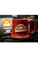 2020 Ride-A-Bike Coffee Mug; 12oz; Red; Limited Edition!