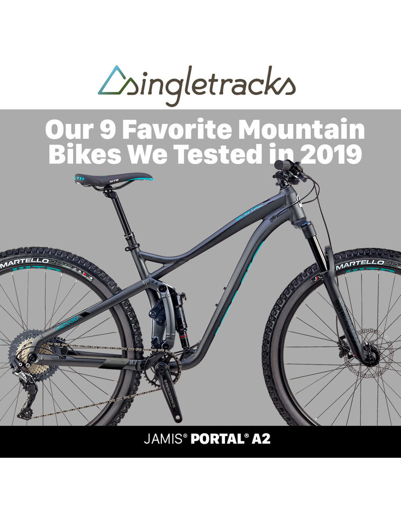 DEMO - 2019 Jamis Portal A1+ 19 Flat Ink