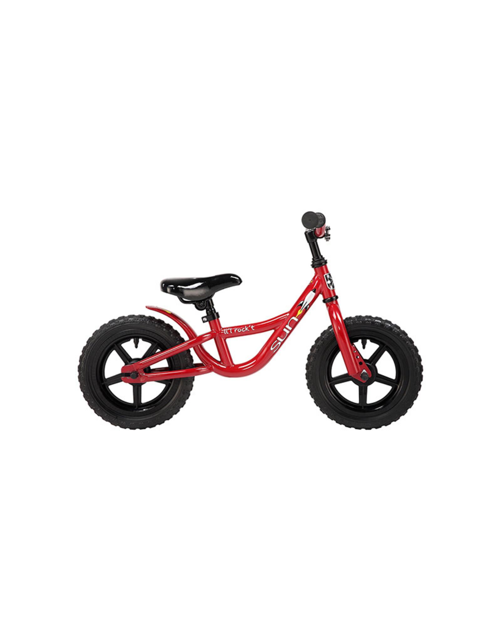 """Sun Lil Rockt 12"""" Push Bike"""