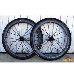 Mavic Cosmic Carbone SLR Clincher Wheels