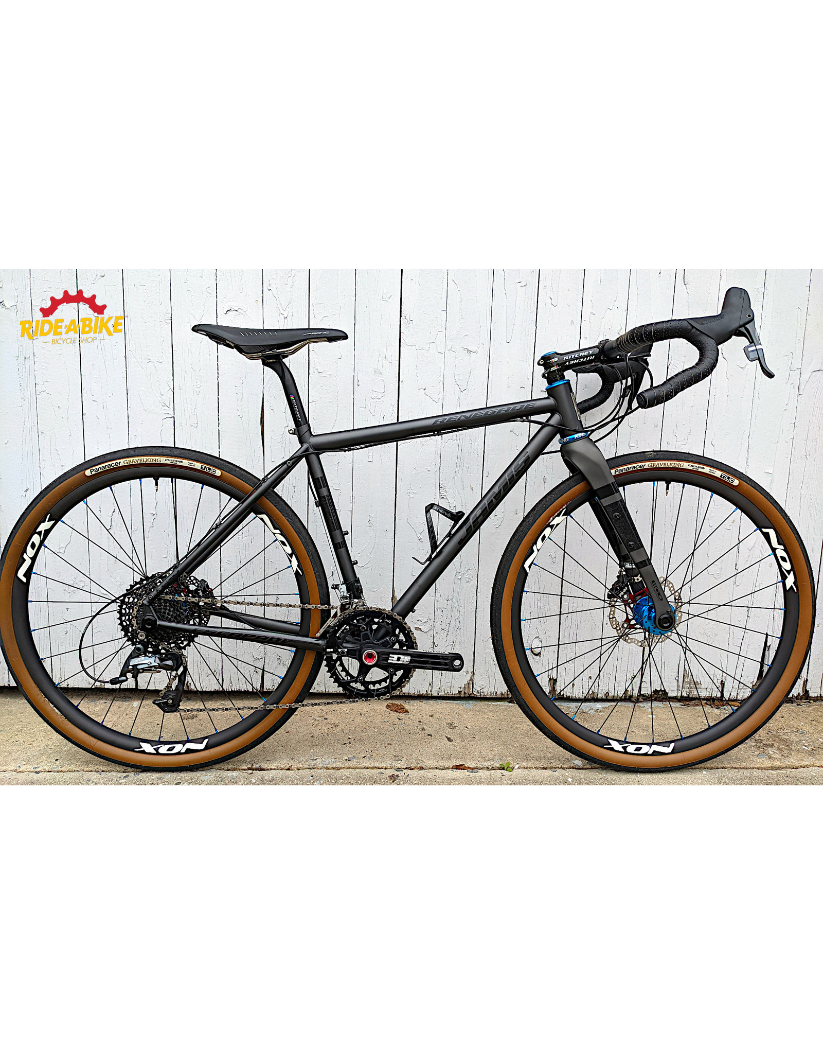 Jamis Renegade Escapade Custom Gravel Bike