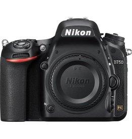 Nikon Nikon D750 FX-Format Body Only