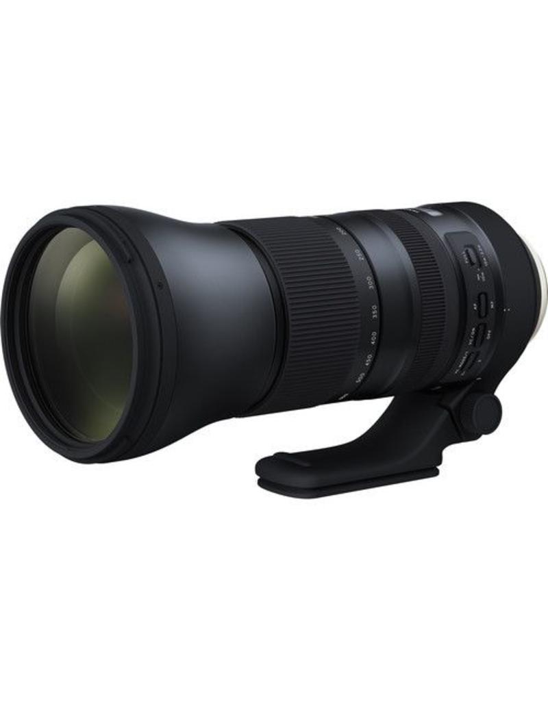 Tamron $50.00 Bonus Mail-In Rebate Tamron 150-600mm F/5-6.3 Di VC G2 Nikon