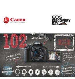 Canon Basic 102 Class Thursday, Feb 21st